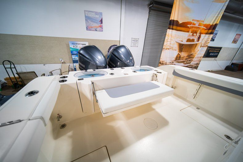 Thumbnail 11 for New 2019 Cobia 301 CC boat for sale in West Palm Beach, FL