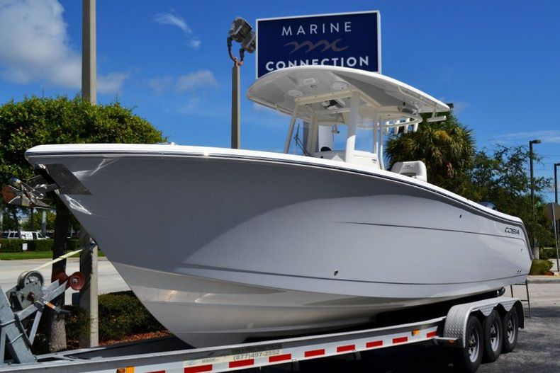 Thumbnail 1 for New 2020 Cobia 280 CC Center Console boat for sale in Vero Beach, FL