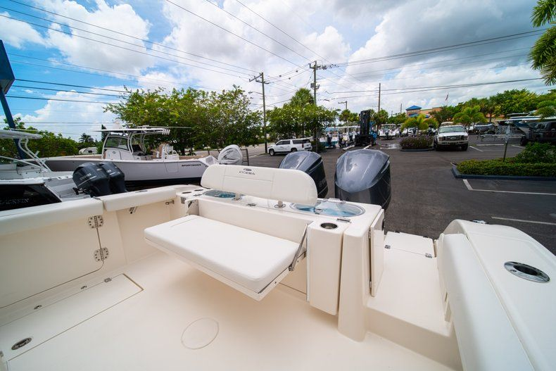 Thumbnail 12 for New 2019 Cobia 301 CC Center Console boat for sale in Islamorada, FL