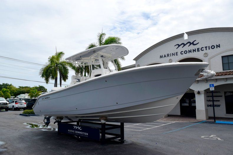Thumbnail 1 for New 2019 Cobia 262 Center Console boat for sale in Fort Lauderdale, FL