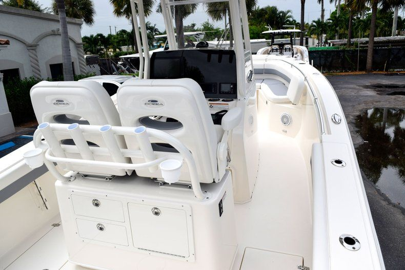 Thumbnail 95 for New 2019 Cobia 262 Center Console boat for sale in Fort Lauderdale, FL