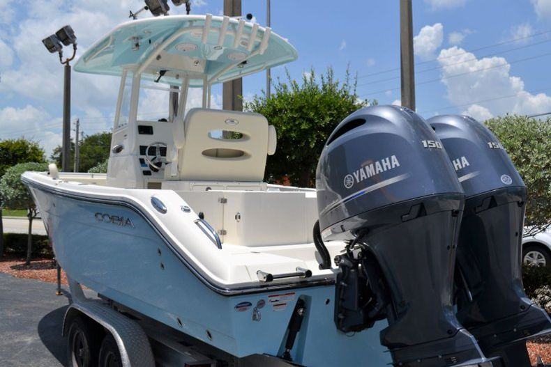 Thumbnail 3 for New 2019 Cobia 240 CC Center Console boat for sale in Vero Beach, FL