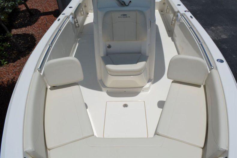Thumbnail 16 for New 2019 Cobia 240 CC Center Console boat for sale in Vero Beach, FL