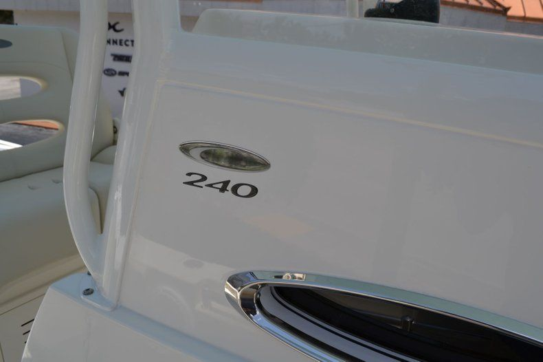 Thumbnail 18 for New 2019 Cobia 240 CC Center Console boat for sale in Vero Beach, FL