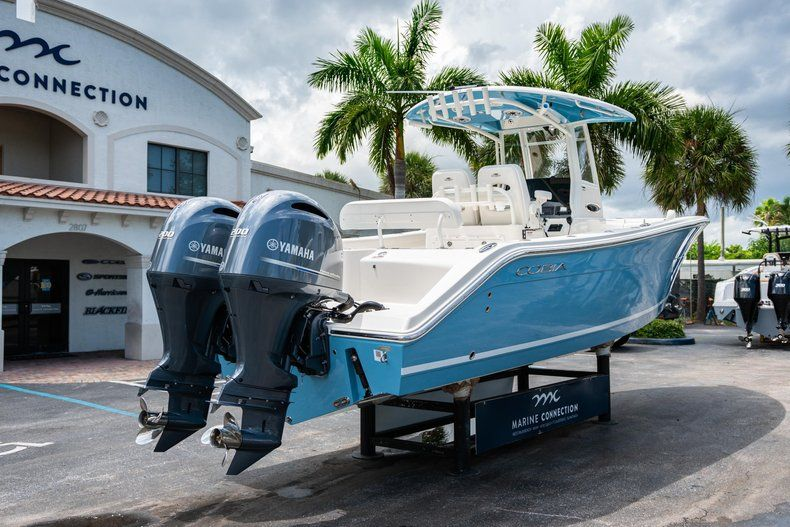 Thumbnail 7 for New 2020 Cobia 280 CC Center Console boat for sale in West Palm Beach, FL