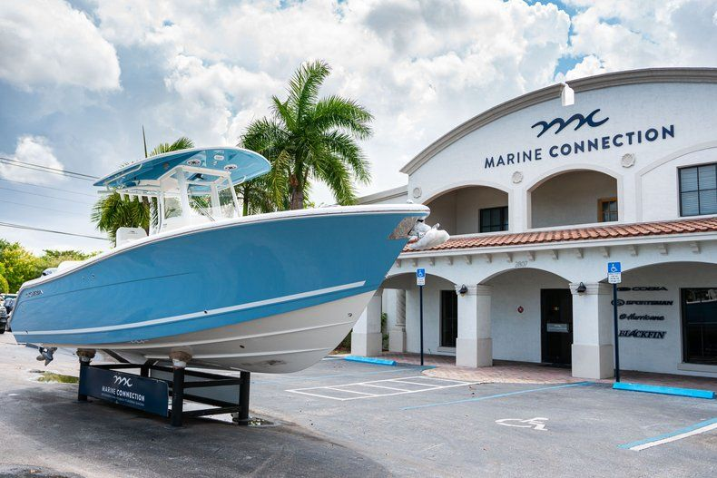 Thumbnail 1 for New 2020 Cobia 280 CC Center Console boat for sale in West Palm Beach, FL