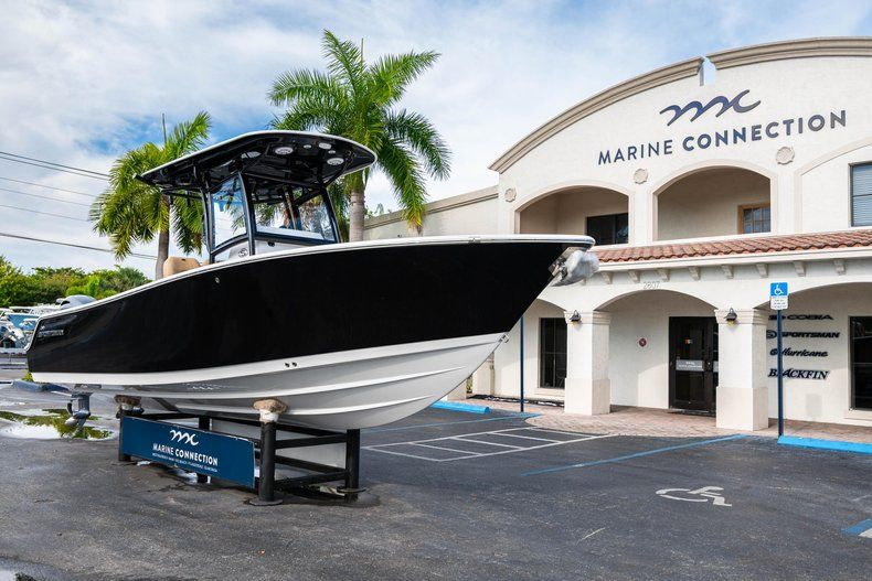 Thumbnail 1 for New 2020 Sportsman Open 252 Center Console boat for sale in Miami, FL