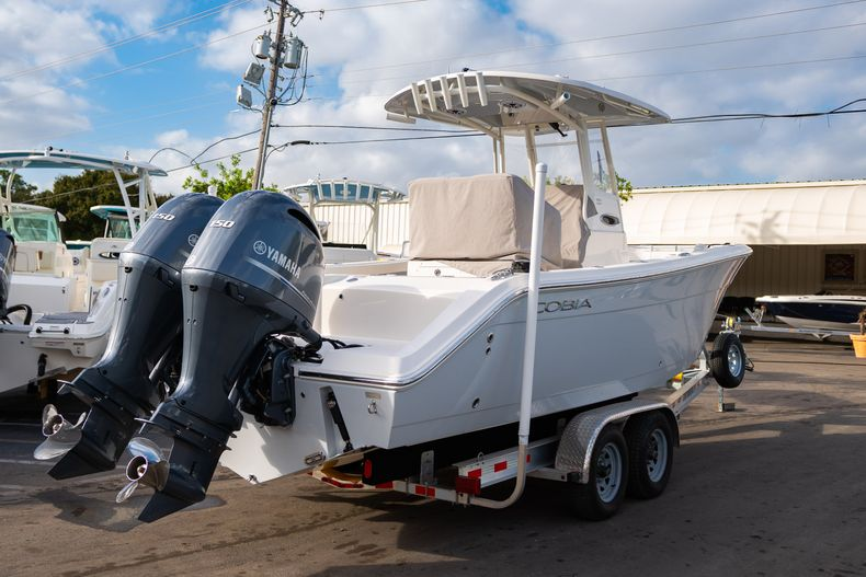 Thumbnail 2 for Used 2020 Cobia 262 CC Center Console boat for sale in West Palm Beach, FL