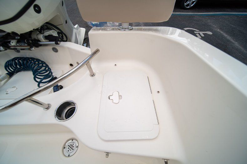 Thumbnail 11 for Used 2017 Pioneer 202 boat for sale in West Palm Beach, FL