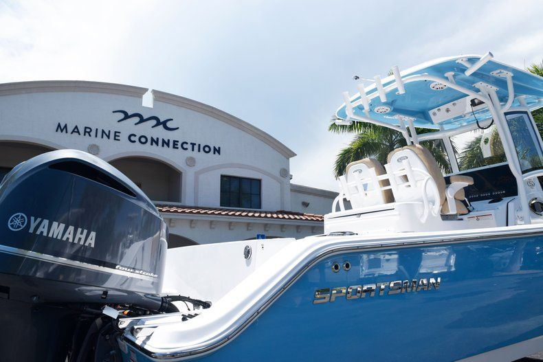 Thumbnail 8 for New 2020 Sportsman Open 282 Center Console boat for sale in Vero Beach, FL