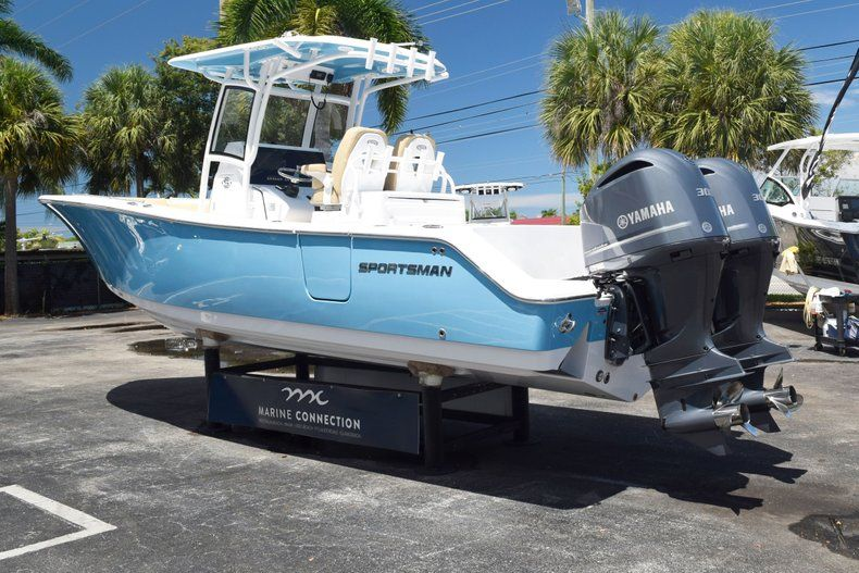 Thumbnail 5 for New 2020 Sportsman Open 282 Center Console boat for sale in Vero Beach, FL