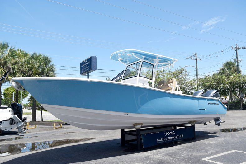 Thumbnail 3 for New 2020 Sportsman Open 282 Center Console boat for sale in Vero Beach, FL