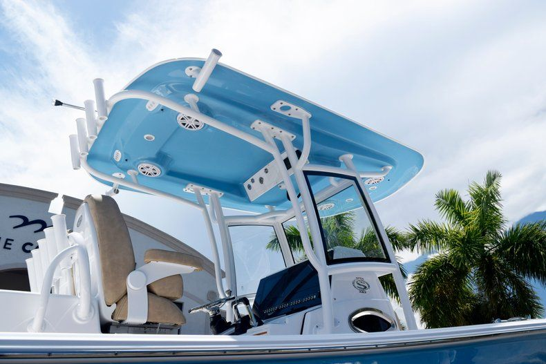 Thumbnail 9 for New 2020 Sportsman Open 282 Center Console boat for sale in Vero Beach, FL