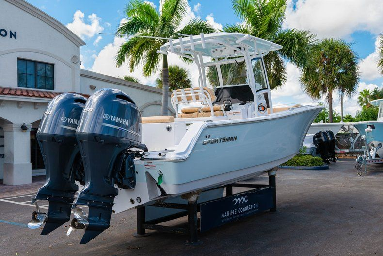 Image 7 for 2020 Sportsman Open 252 Center Console in Vero Beach, FL