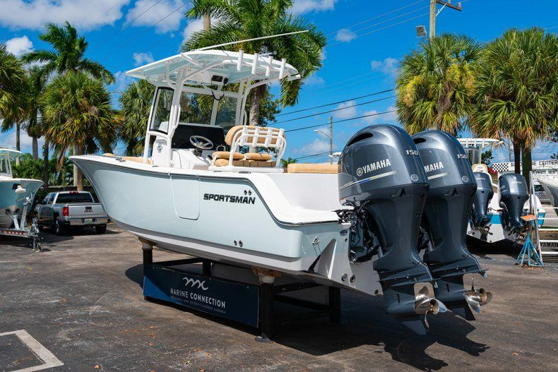Image 5 for 2020 Sportsman Open 252 Center Console in Vero Beach, FL