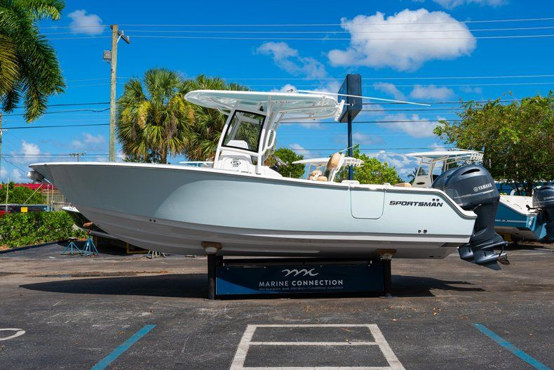 Image 4 for 2020 Sportsman Open 252 Center Console in Vero Beach, FL