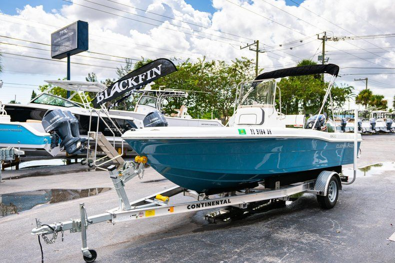 Thumbnail 3 for Used 2019 Clearwater 1900 CC boat for sale in West Palm Beach, FL
