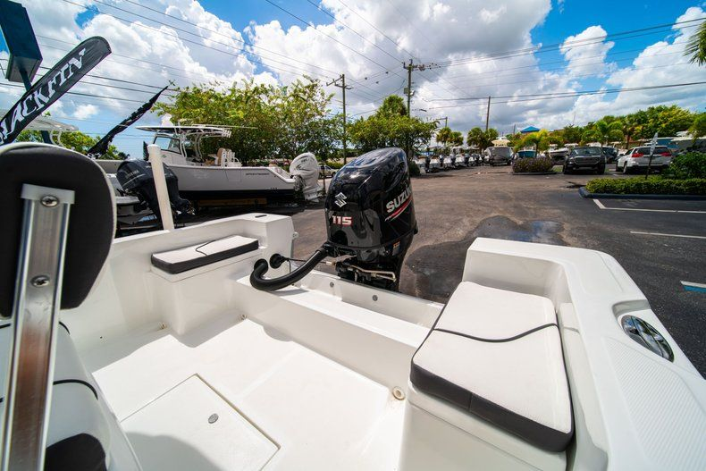 Thumbnail 8 for Used 2019 Clearwater 1900 CC boat for sale in West Palm Beach, FL