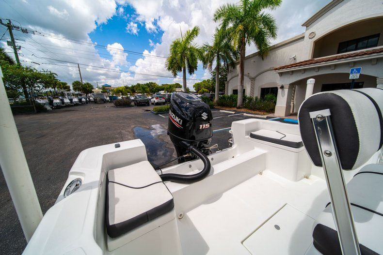 Thumbnail 11 for Used 2019 Clearwater 1900 CC boat for sale in West Palm Beach, FL