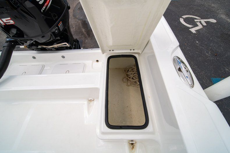Thumbnail 10 for Used 2019 Clearwater 1900 CC boat for sale in West Palm Beach, FL