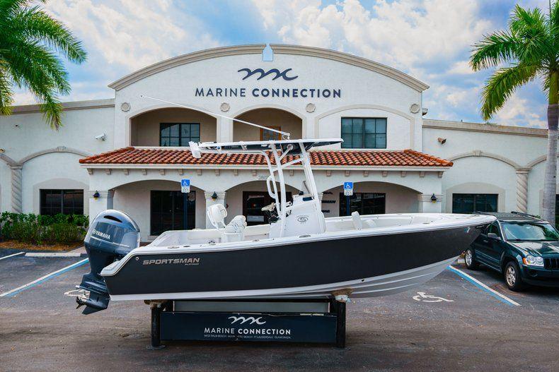New 2020 Sportsman Heritage 211 Center Console boat for sale in Miami, FL