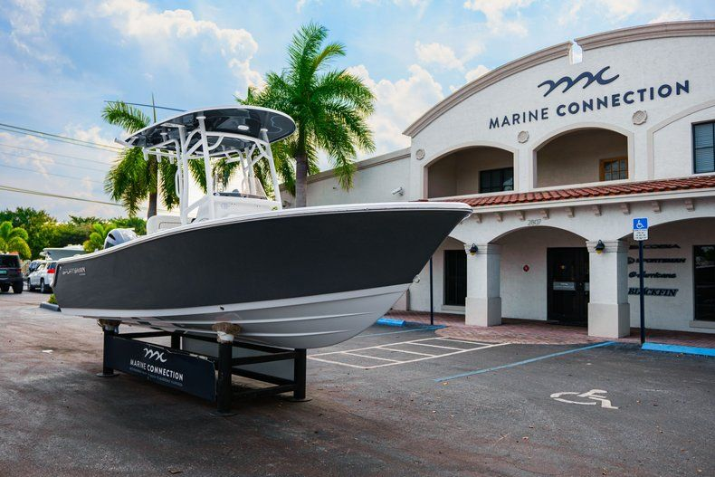 Thumbnail 1 for New 2020 Sportsman Heritage 211 Center Console boat for sale in Miami, FL