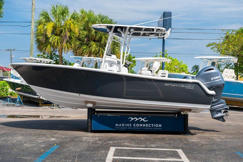 Thumbnail 4 for New 2020 Sportsman Heritage 211 Center Console boat for sale in Miami, FL