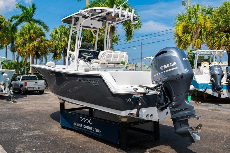 Thumbnail 5 for New 2020 Sportsman Heritage 211 Center Console boat for sale in Miami, FL