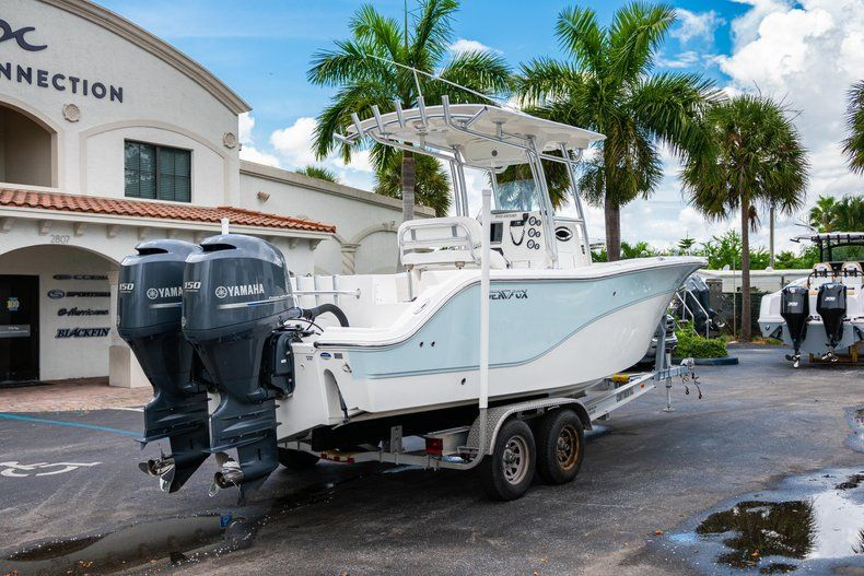 Thumbnail 7 for Used 2013 Cobia 256 Center Console boat for sale in West Palm Beach, FL