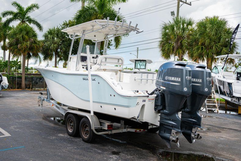 Thumbnail 5 for Used 2013 Cobia 256 Center Console boat for sale in West Palm Beach, FL