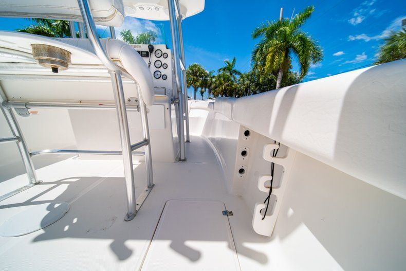 Thumbnail 14 for Used 2013 Cobia 256 Center Console boat for sale in West Palm Beach, FL