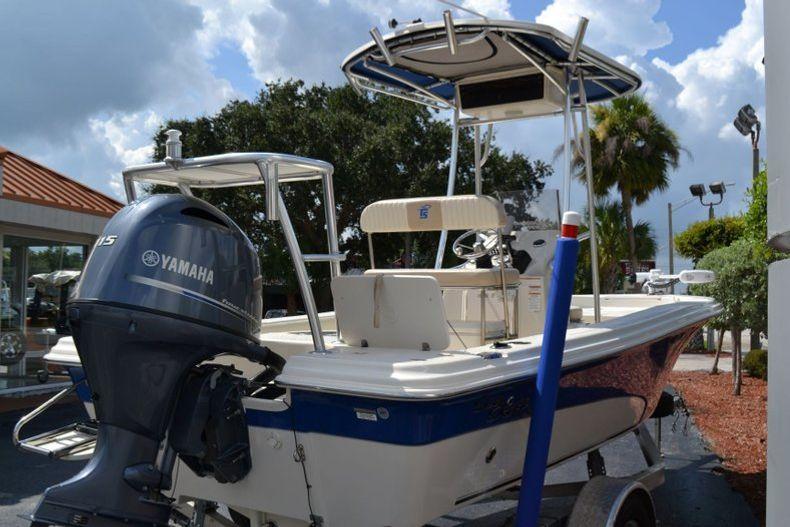 Thumbnail 5 for Used 2016 Carolina Skiff 21 SEA SKIFF boat for sale in Vero Beach, FL