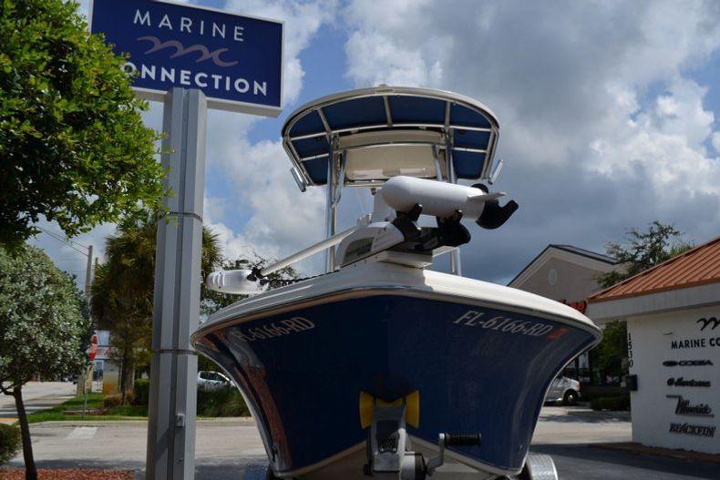 Thumbnail 2 for Used 2016 Carolina Skiff 21 SEA SKIFF boat for sale in Vero Beach, FL