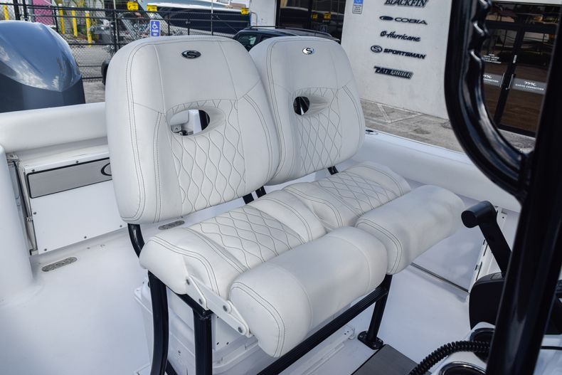 Thumbnail 23 for New 2020 Sportsman Open 232 Center Console boat for sale in Vero Beach, FL