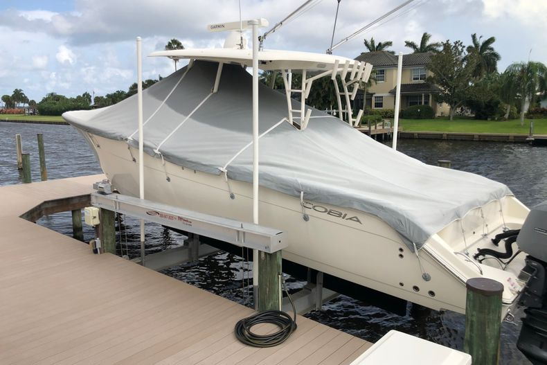 Thumbnail 5 for Used 2016 Cobia 344 Center Console boat for sale in Vero Beach, FL