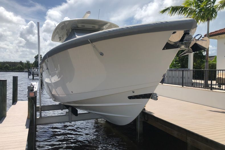 Thumbnail 6 for Used 2016 Cobia 344 Center Console boat for sale in Vero Beach, FL