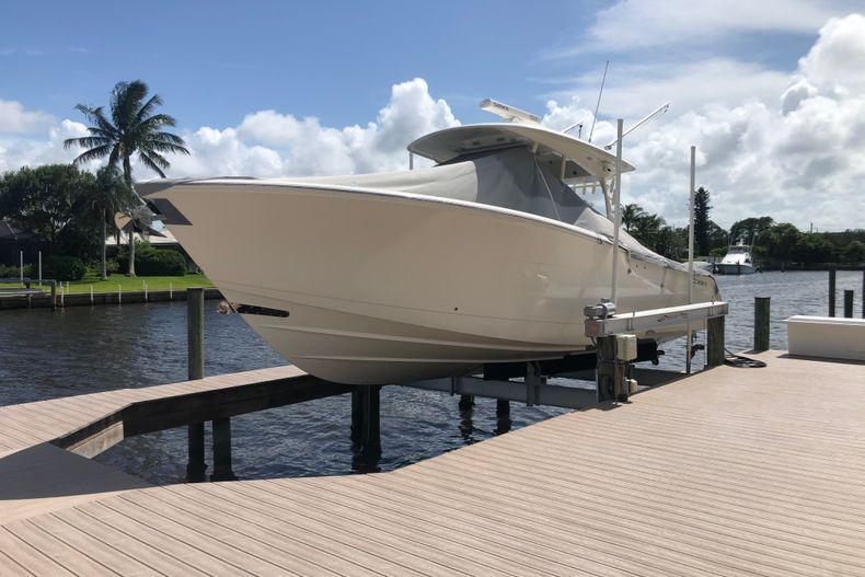 Used 2016 Cobia 344 Center Console boat for sale in Vero Beach, FL