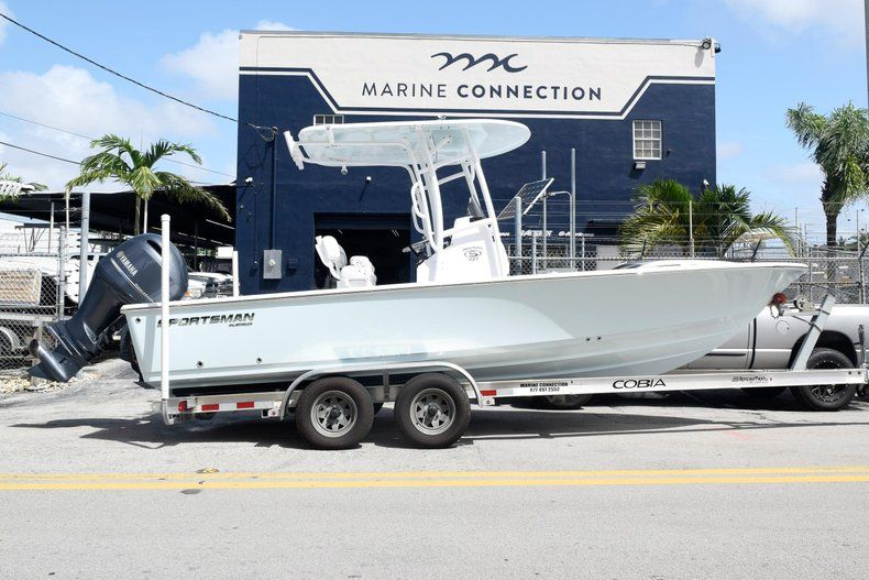 Thumbnail 0 for New 2020 Sportsman Masters 227 Bay Boat boat for sale in Miami, FL