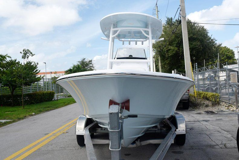 Thumbnail 2 for New 2020 Sportsman Masters 227 Bay Boat boat for sale in Miami, FL