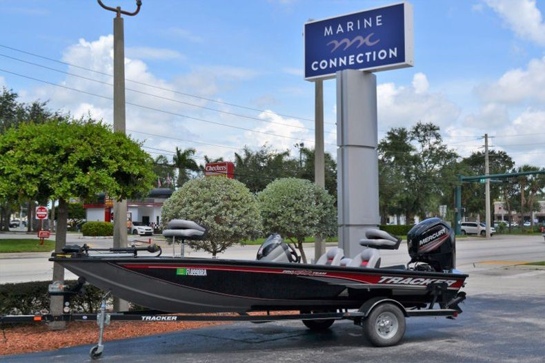 Thumbnail 0 for Used 2016 Tracker Pro 190 TX boat for sale in Vero Beach, FL