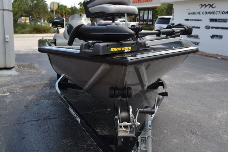 Thumbnail 2 for Used 2016 Tracker Pro 190 TX boat for sale in Vero Beach, FL