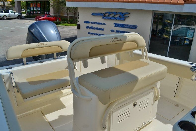 Thumbnail 20 for New 2017 Cobia 237 Center Console boat for sale in West Palm Beach, FL