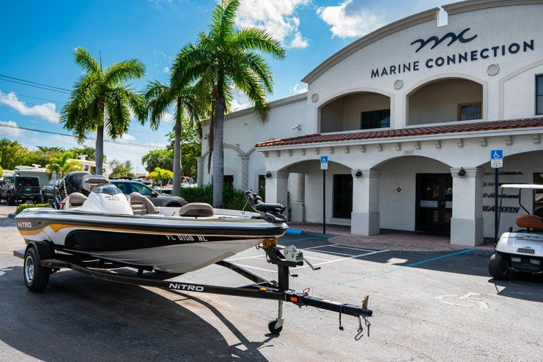 Thumbnail 1 for Used 2007 Nitro 482 boat for sale in West Palm Beach, FL
