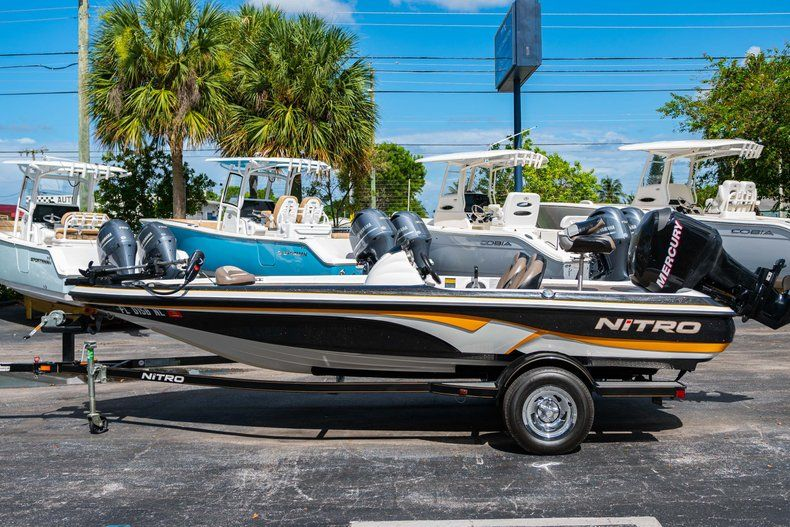 Thumbnail 4 for Used 2007 Nitro 482 boat for sale in West Palm Beach, FL