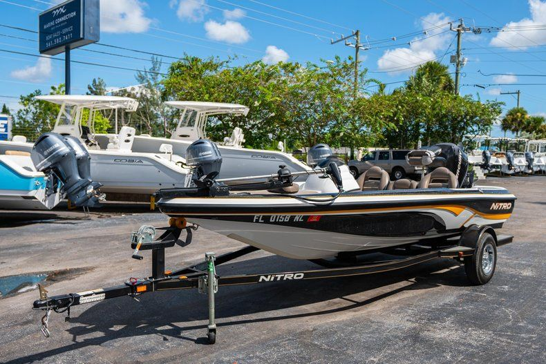 Thumbnail 3 for Used 2007 Nitro 482 boat for sale in West Palm Beach, FL