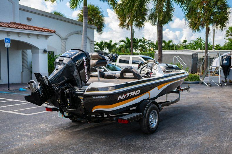 Thumbnail 7 for Used 2007 Nitro 482 boat for sale in West Palm Beach, FL