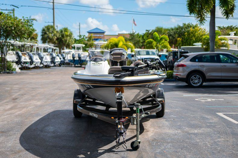 Thumbnail 2 for Used 2007 Nitro 482 boat for sale in West Palm Beach, FL