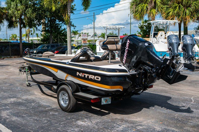Thumbnail 5 for Used 2007 Nitro 482 boat for sale in West Palm Beach, FL