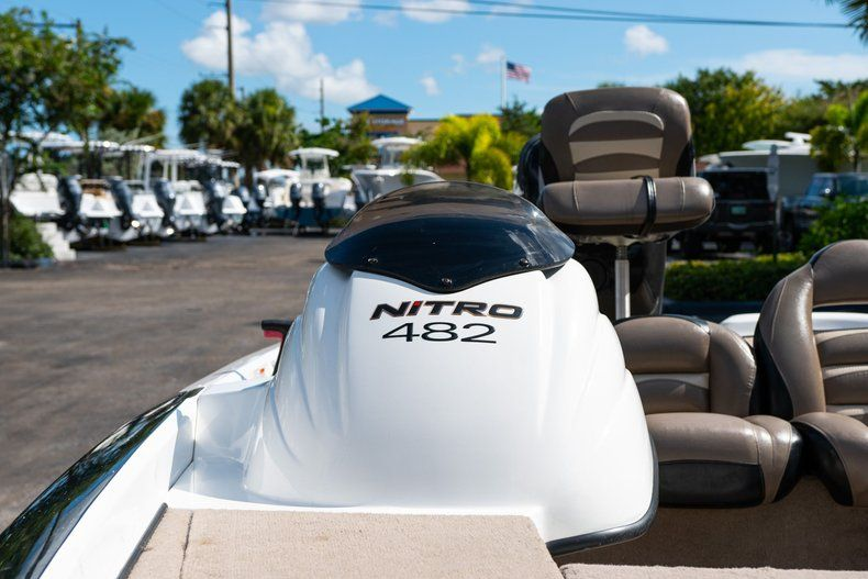 Thumbnail 19 for Used 2007 Nitro 482 boat for sale in West Palm Beach, FL