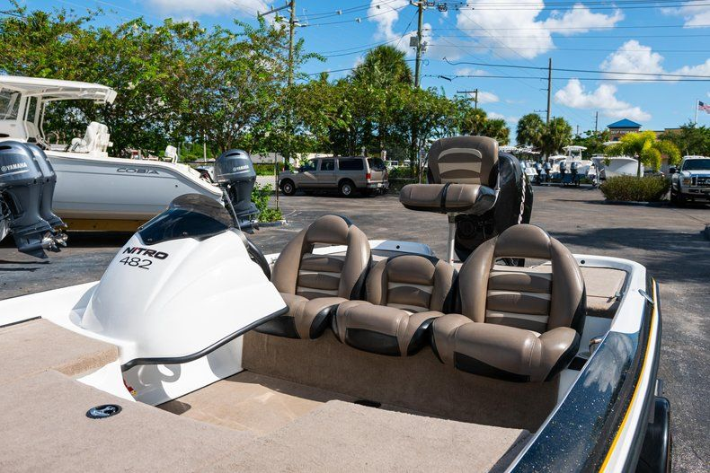 Thumbnail 21 for Used 2007 Nitro 482 boat for sale in West Palm Beach, FL